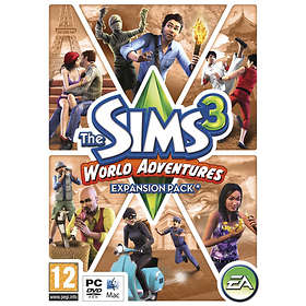 The Sims 3 Expansion: World Adventures
