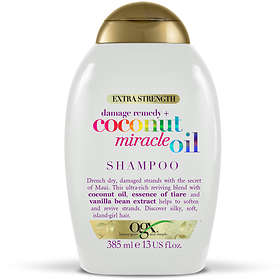 OGX Extra Strenght Coconut Miracle Oil Shampoo 385ml
