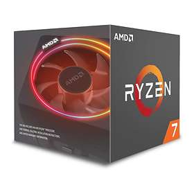 AMD Ryzen 7 2700X 3.7GHz Socket AM4 Box