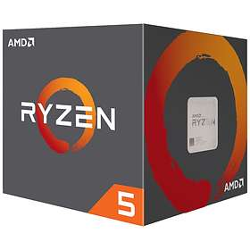 AMD Ryzen 5 2600X 3.6GHz Socket AM4 Box