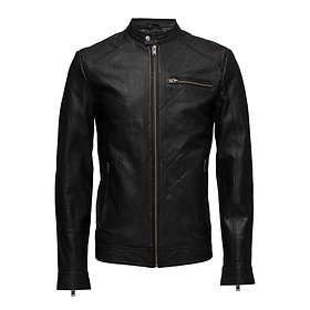 Selected New Tylor Leather Jacket (Herr)