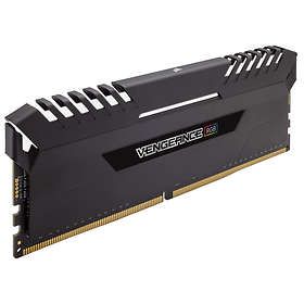 Corsair Vengeance Black RGB LED DDR4 3000MHz 2x8GB (CMR16GX4M2D3000C16)