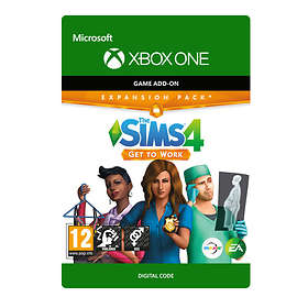 The Sims 4: Get to Work (Expansion) (Xbox One   Series X/S)