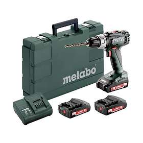Metabo BS 18 L (3x2,0Ah)