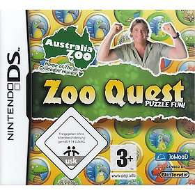 Zoo Quest: Puzzle Fun! (DS)