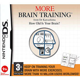 Brain Age 2: More Training in Minutes a Day (DS)