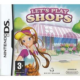 Let's Play: Shops (DS)
