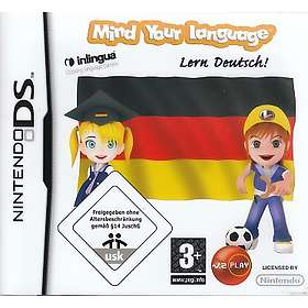Mind Your Language: Learn German (DS)