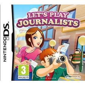 Let's Play Journalists (DS)
