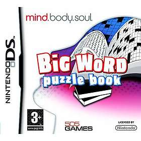 Big Word Puzzle Book (DS)