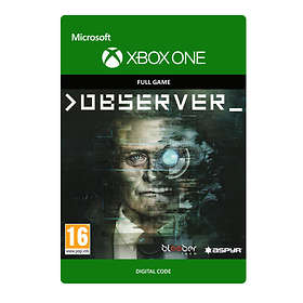 Observer (Xbox One | Series X/S)