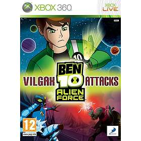 Ben 10: Alien Force - Vilgax Attacks (Xbox 360)