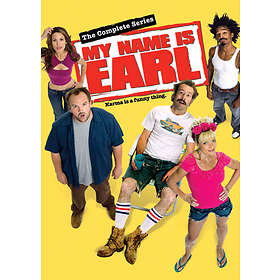 My Name is Earl - The Complete Series (16-Disc)