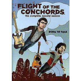 Flight of the Conchords - Season 2 (US)