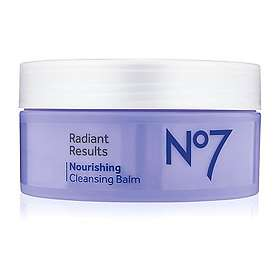 Boots No7 Radiant Results Nourishing Cleansing Balm 125ml