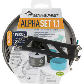 Sea to Summit Alpha Set 1.1