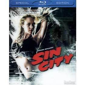 Sin City (Unrated Recut & Extended) (CA)