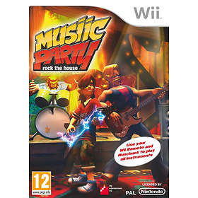 Music Party: Rock the House (Wii)