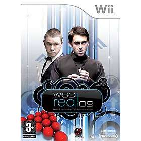 WSC Real: 2009 World Snooker Championship (Wii)