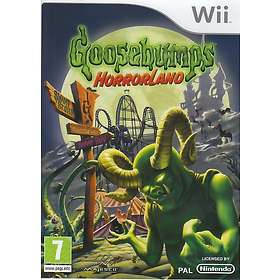 Goosebumps Horrorland (Wii)