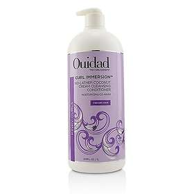 Ouidad Curl Immersion Low Lather Coconut Cleansing Conditioner 1000ml