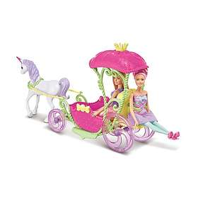 Barbie Dreamtopia Sweetville Carriage DYX31