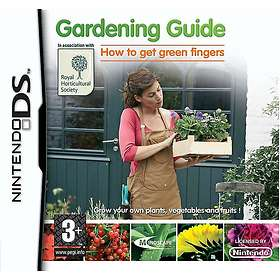 Gardening Guide: How to Get Green Fingers (DS)