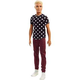 Barbie Fashionistas Ken Doll FJF72