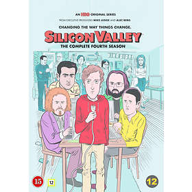 Silicon Valley - Sesong 4