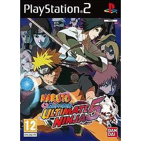 Ultimate Ninja 5: Naruto Shippuden (PS2)