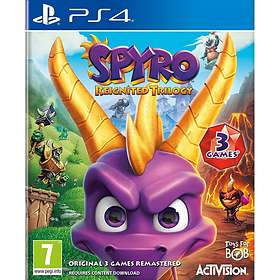 Spyro: Reignited Trilogy (PS4)