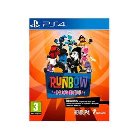 Runbow: Deluxe Edition (PS4)