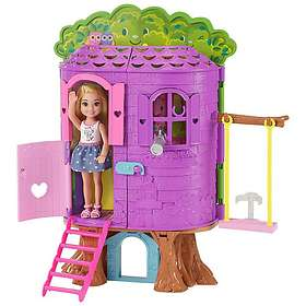 Barbie Club Chelsea Treehouse FPF83