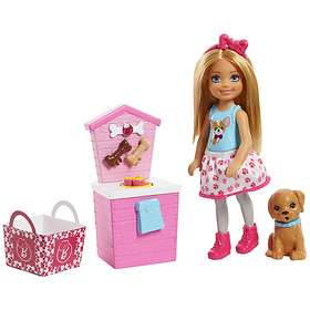 Barbie Chelsea Doll & Playset FHP67