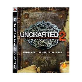 Uncharted 2: Among Thieves - Collector's Edition (PS3)