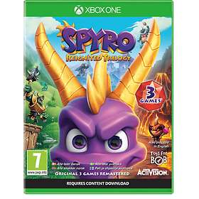 Spyro: Reignited Trilogy (Xbox One)