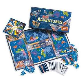Atlas Adventures (4th Edition)