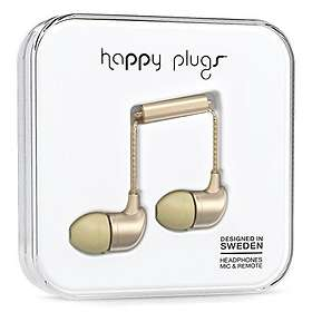 Happy Plugs In-Ear Deluxe Edition