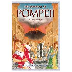 Mayfair Games The Downfall of Pompeii