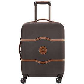 Delsey Chatelet Air 4 Double Wheels Slim Cabin Trolley Case 55cm