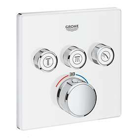 Grohe Grohtherm Smartcontrol Duschblandare 29157LS0 (Vit)
