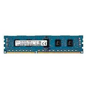 Hynix DDR3 1600MHz ECC Reg 4GB (HMT451R7AFR8A-PB)