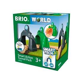 BRIO Smart Action Tunnelset 33935