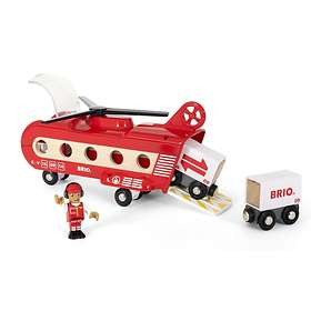 BRIO Transporthelikopter 33886