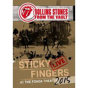 The Rolling Stones: From the Vault - Sticky Fingers Live (Annat)