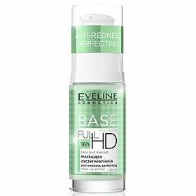Eveline Cosmetics Base Full HD 16H Anti Redness Perfecting Make Up Primer SPF10