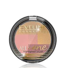 Eveline Cosmetics All In One Highlighter Blush 6.5g