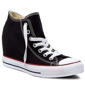 Converse Chuck Taylor All Star Lux Wedge Canvas Mid (Women's)