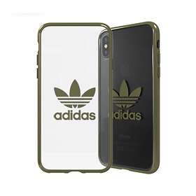Adidas Clear Case for iPhone X