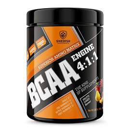 Swedish Supplements BCAA Engine 4:1:1 0,8kg